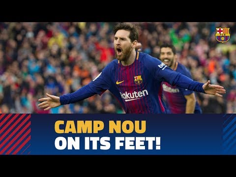 BARÇA - AT. MADRID | 1 game,  2 celebrations and 3 points