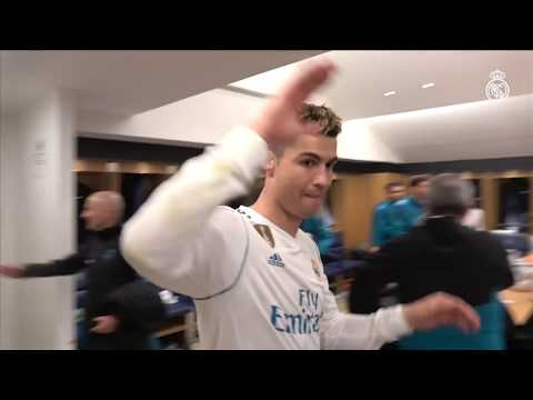 PSG 1-2 Real Madrid | Celebrations