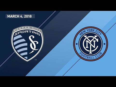 HIGHLIGHTS: Sporting Kansas City vs. New York City FC | March 4, 2018