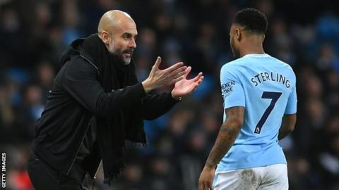 More English players should go abroad - Guardiola