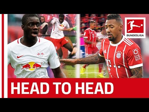 Upamecano vs. Boateng - Top Defenders Head-to-Head
