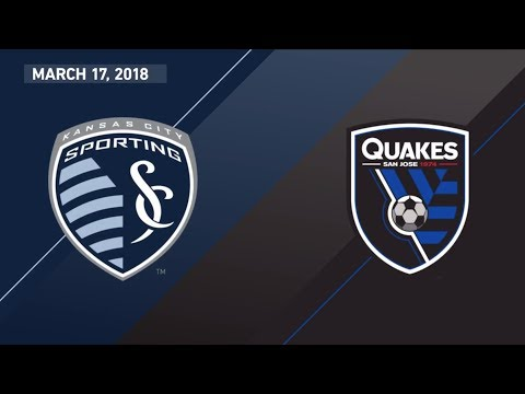 HIGHLIGHTS: Sporting Kansas City vs. San Jose Earthquakes | March 17, 2018