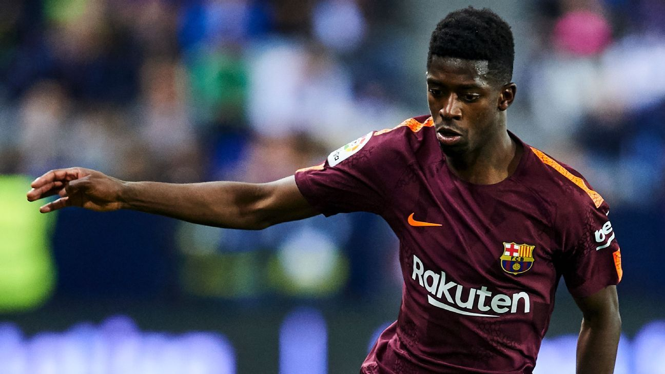 Ousmane Dembele needs right attitude to make it at Barcelona - Xavi