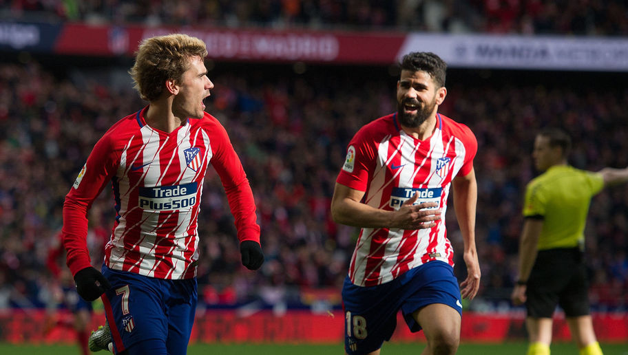 'He Won't Leave Me': Diego Costa Speaks Out on Antoine Griezmann's Potential Move to Barcelona