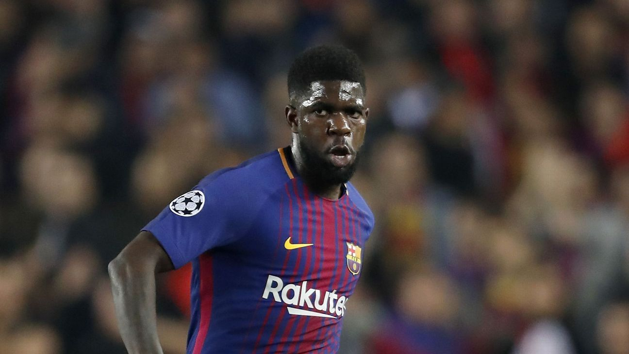 Barcelona would be wise to offer pay rise to lock down in-demand Samuel Umtiti