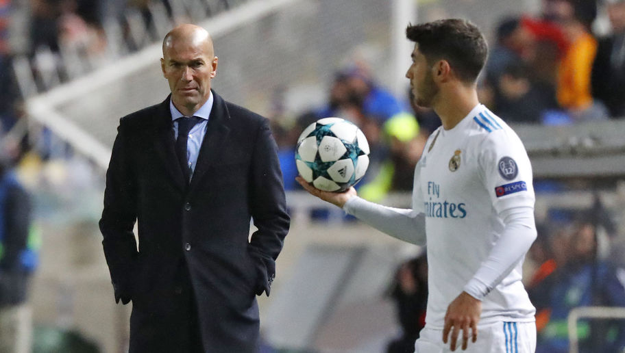 'It Was My Fault': Real Madrid Starlet Defends Zinedine Zidane's Decision to Use Him Sparingly
