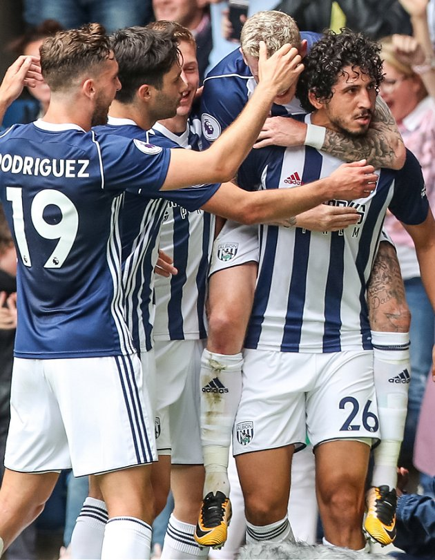 West Brom chiefs insist no pressure to sell stars if relegated