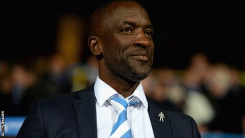 Lost generation of BAME coaches - Powell