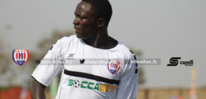 Adebayor could only get better – Inter Allies coach