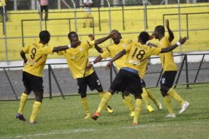 GPL: Bechem United halts Ashgold's 100% record