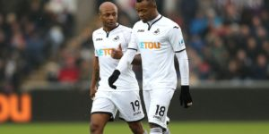 Ayew brothers to miss FA Cup clast with Tottenham Hotspurs