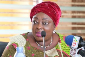 AWCON LOC Chair Madam Freda Prempeh calls for support for women football