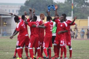 GPL debutante Vitorien Adebayor scores brace as Inter Allies beat Bechem United in opener