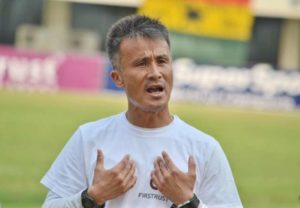 Inter Allies Coach Keinechi Yatuhashi insists his ''game plan