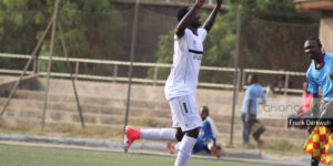 Inter Allies sensation Victorien Adebayor ecstatic with brace against Bechem United