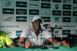 Dreams FC head coach expects attitudinal change ahead of Berekum Chelsea clash [VIDEO]