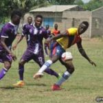 Vision FC frustrate Hearts of Oak  in a pre-season friendly