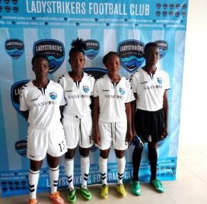 Lady Strikers unveil four new players ahead of new National Women's League season