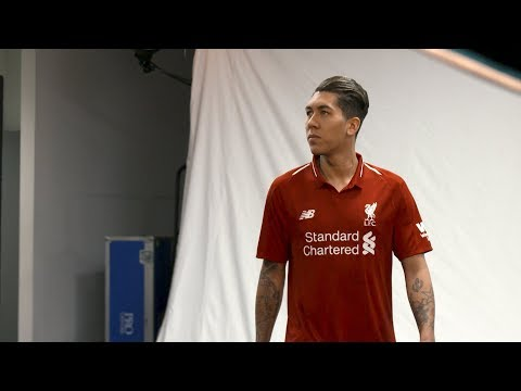 FIRST LOOK | Introducing the new 2018/19 Liverpool FC home kit