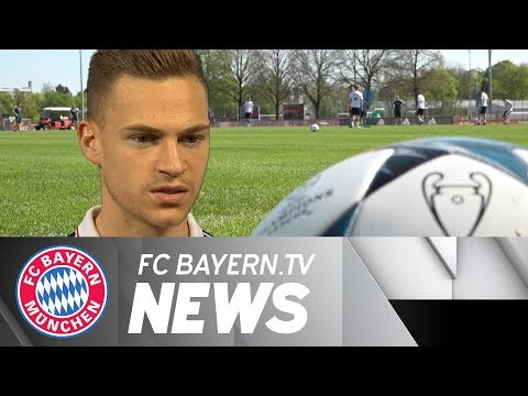 FC Bayern focused on Real – Kimmich: