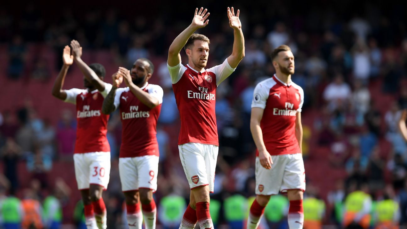Ramsey, Lacazette, Aubameyang 7/10 as Arsenal thrash West Ham