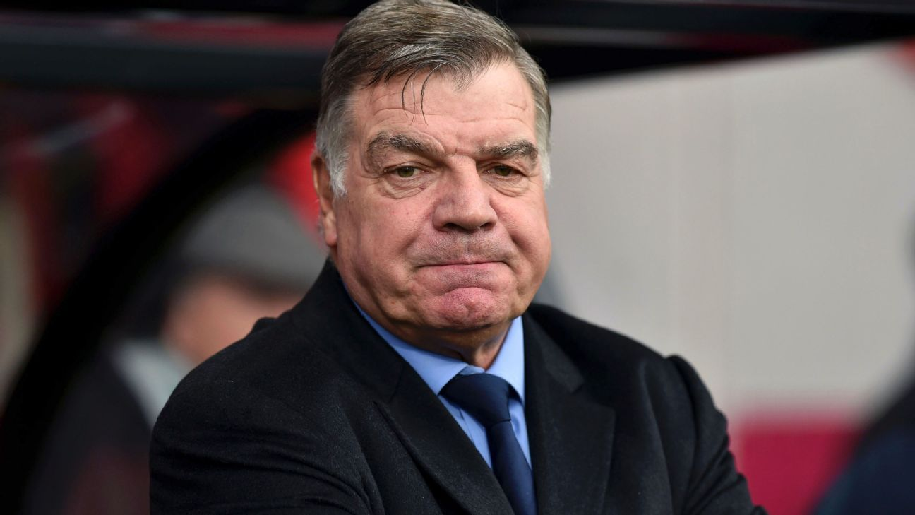 Sam Allardyce, Everton need to do more than just avoid relegation