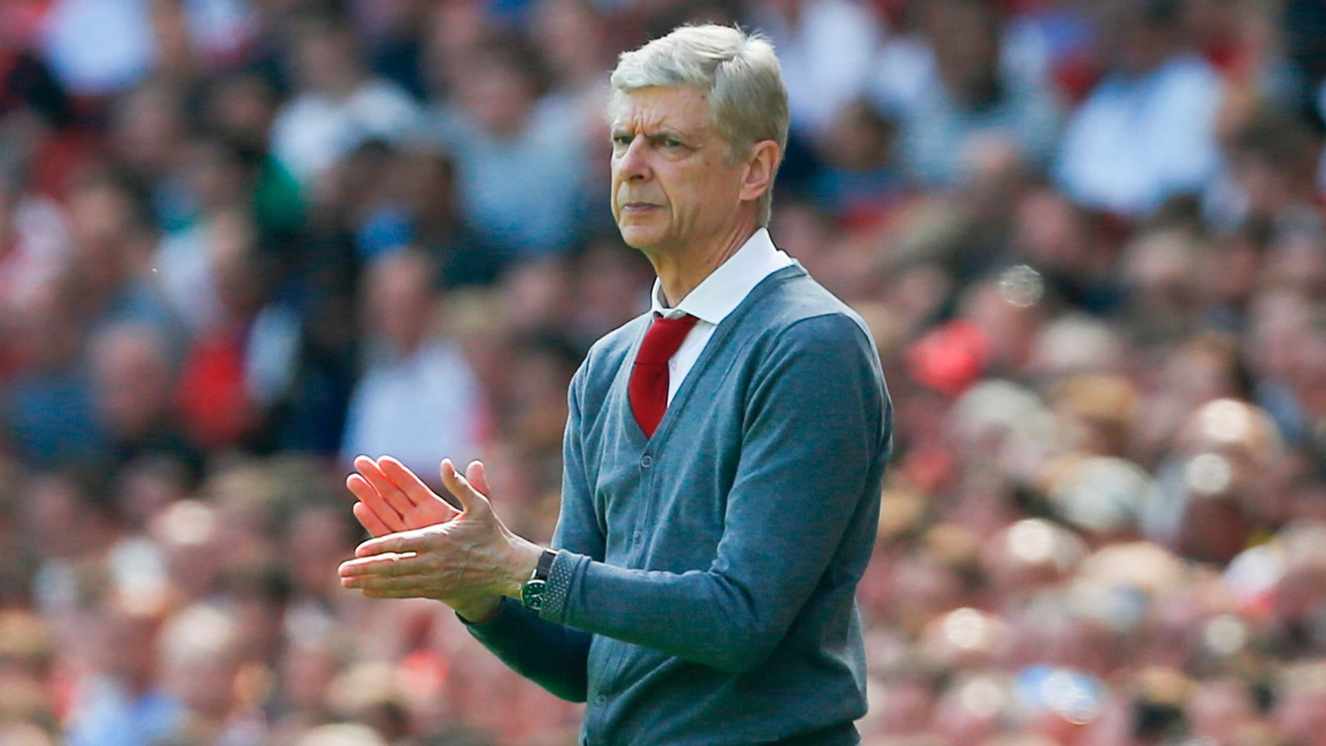 Wenger's successor boosted by awesome attack