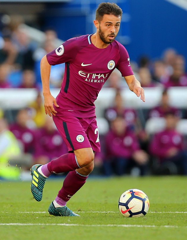 Man City fullback Mendy jokes: Bernardo Silva loves me more than his girlfriend