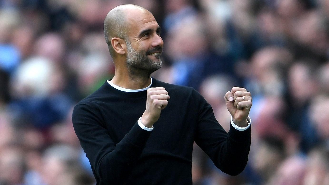 City stars the big winners in Guardiola philosophy