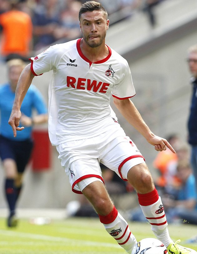 ​Liverpool, Real Madrid target Hector signs new Koln deal
