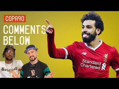 Mo Salah Dominates PFA Player Of The Year | Comments Below