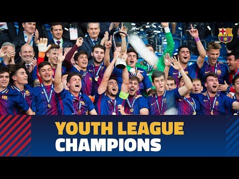 [HIGHLIGHTS] UEFA YOUTH LEAGUE FINAL: Chelsea - FC Barcelona (0-3)
