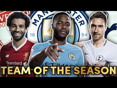Premier League Team Of The Season XI!