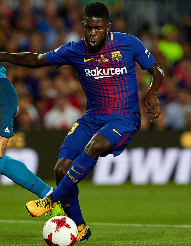 Umtiti agents deliver Barcelona board three contract offers