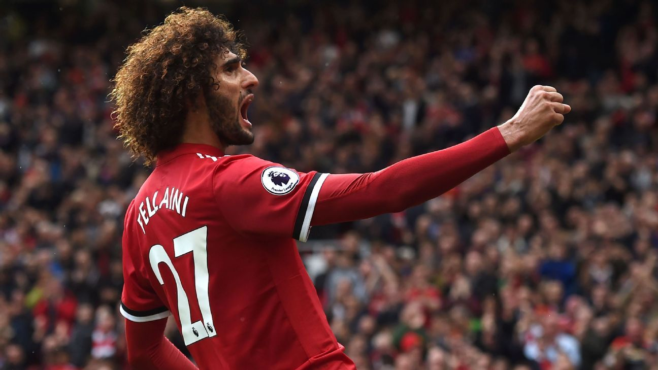 Marouane Fellaini eyes Man United exit amid Roma, Marseille interest - sources