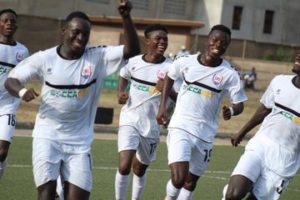 Inter Allies back to winning after defeating WAFA 1:0