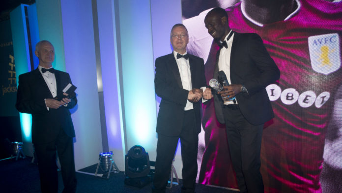 Albert Adomah crowned Aston Villa player of the season