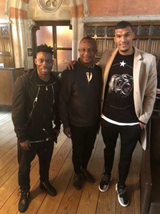 Kwesi Appiah ends ten-day England working visit