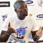 Medeama coach Samuel Boadu staying grounded after Ashantigold win