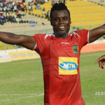 Kotoko striker Fredrick Boateng wants to become an important member of the team this season
