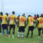 Supporters of Hearts of Oak chase players and management after Bechem United stalemate [VIDEO]