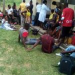 Kotoko fans involved in accident enroute to Kumasi