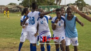 National Women's League wrap up: Defending Champions Ampem Darkoa makes perfect start as Prison Ladies win big