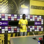 Ghanaian youngster Paul Ayongo  up for Pacos de Ferreira challenge