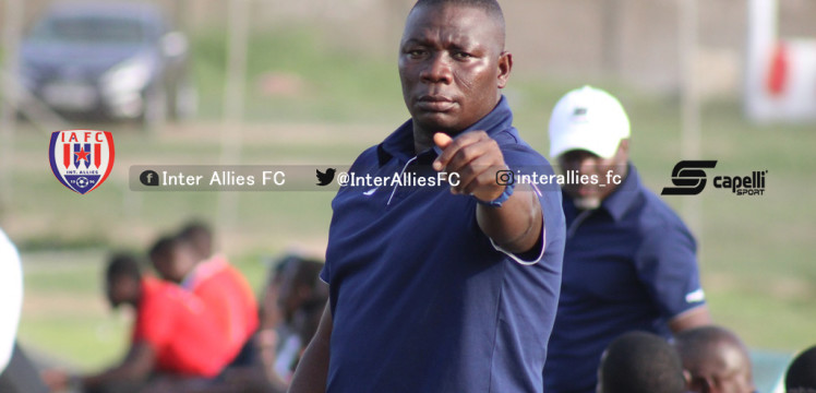 Inter Allies appoint Togolese Adam Fazazi as an assistant coach