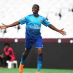 Ghanaian teenage Eddie Nketiah speaks on his partnership with Reiss Nelson at Arsenal