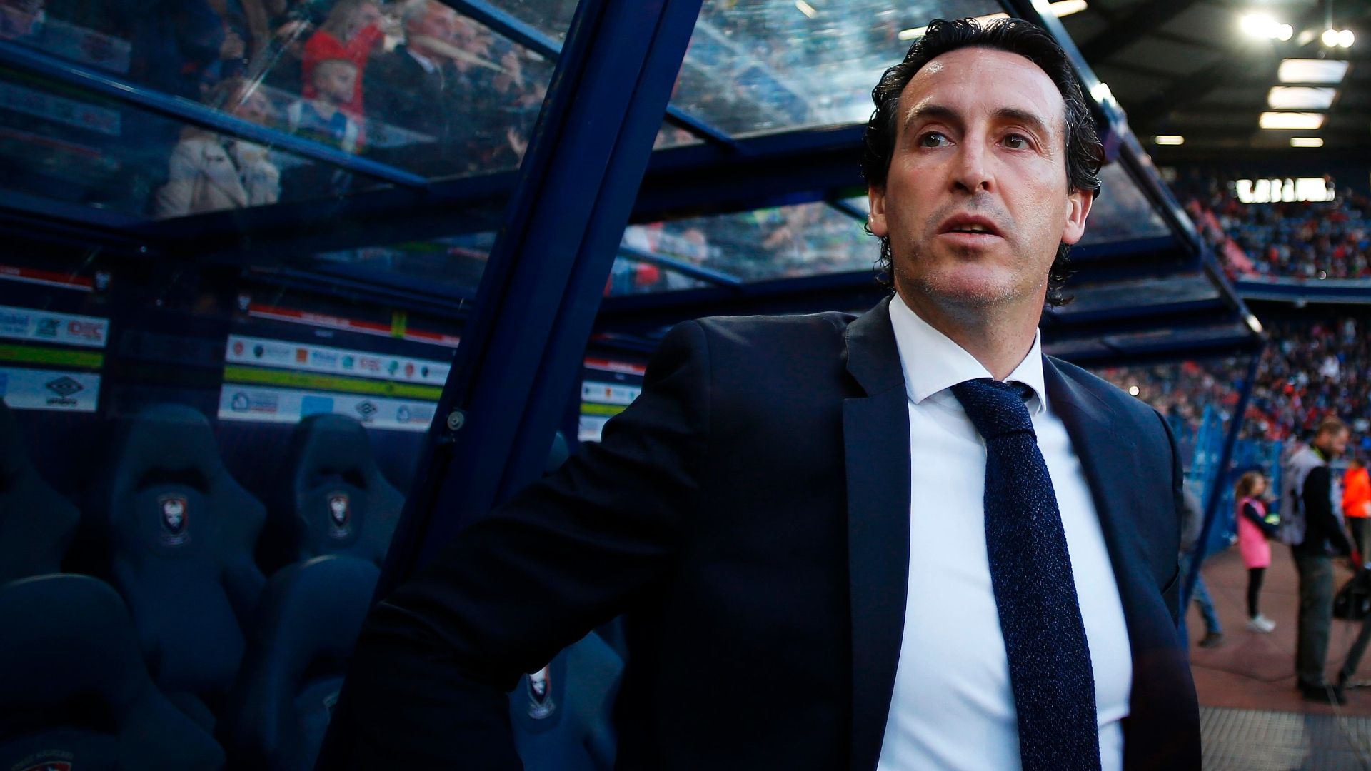 Arsenal appoint Emery to replace Wenger