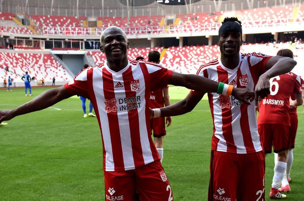 John Boye and fellow African Arouna Kone emerge top players for Turkish side Sivasspor