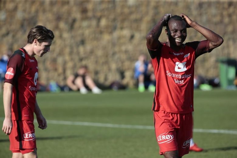 Gilbert Koomson's foul causes chaos in Norway