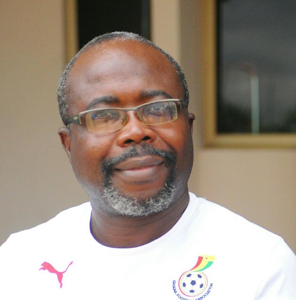 Lawyer Kweku Eyiah installed as new GFA president